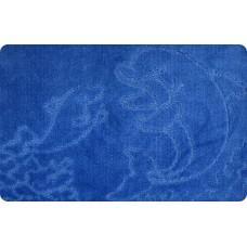SET COVORASE CLASSIC, 2 BUC/SET, 50X80 + 40X50 CM, DELFINI, BLUE