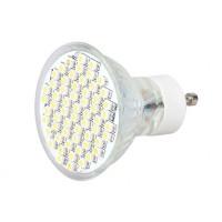 Bec LED Sidef, 80 LED-uri, GU10, 4W (32 W)