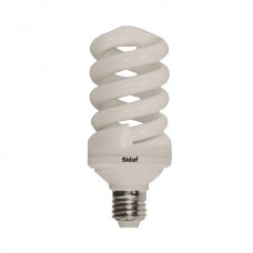 Bec economic spirala, Sidef, E27, 20W (100W)