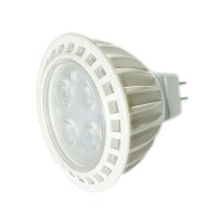Bec LED, 4 LED-uri, MR16, 4W (32 W)