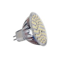 Bec LED PowerX, 80 LED-uri, MR16, 4W (32 W)
