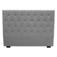 TABLIE PAT, 160X120 CM, MATERIAL TEXTIL, ARGINTIU