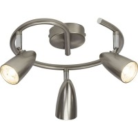 SPOT TRIPLU NANO CU LED, 3X4W, 1050 LUMENI